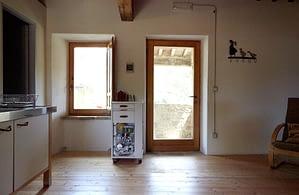 living room 3 Appartamento Torretta Podere Vallescura