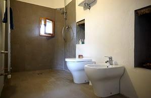 bagno 2 Appartamento Torretta Podere Vallescura